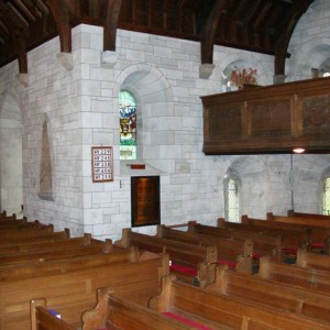 Cairngryffe Church after alteration