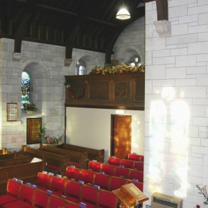 Cairngryffe Church before alteration