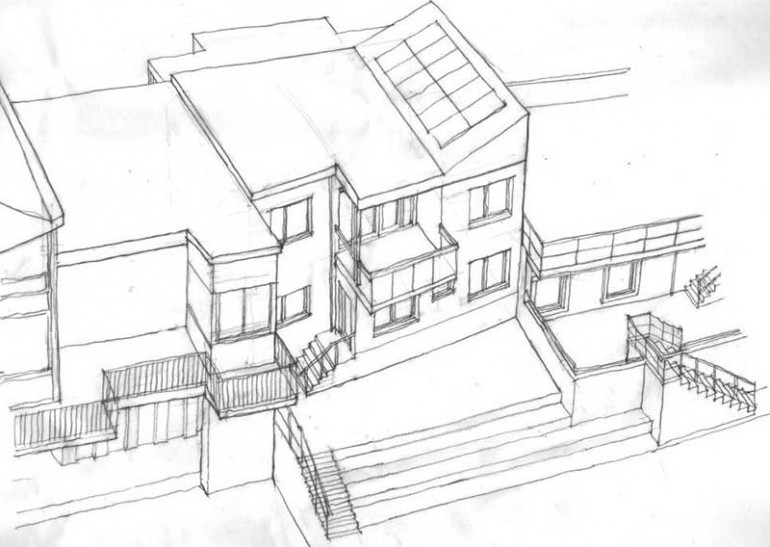 Rothesay - Sketch Proposal for East Plot
