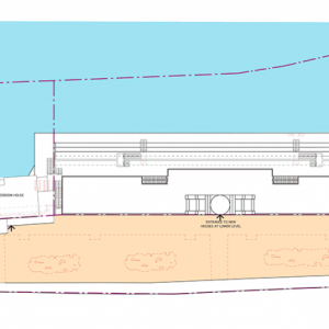 Rothesay Site plan